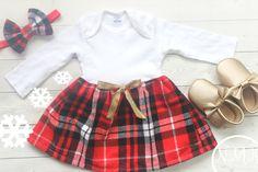 Baby Christmas Dress Baby Girl Clothes Baby Christmas