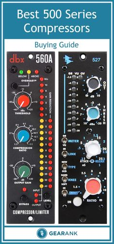 The Best 500 Series Compressors.