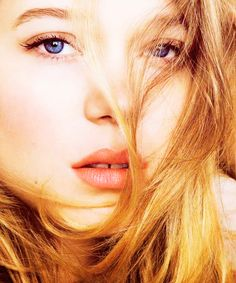 #French #actress Léa Seydoux