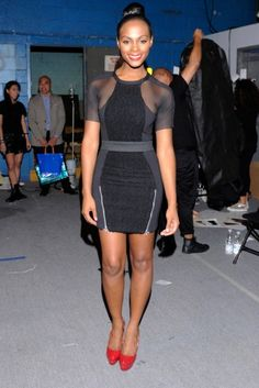Tika Sumpter- I have a slight girl crush on her