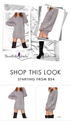 """""""Beautifulhalo 19"""" by ado-duda ❤ liked on Polyvore featuring vintage and bhalo"""