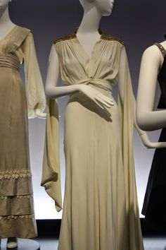 """Myrna Loy robe from """"I Love You Again"""" (1940) designed by Dolly Tree"""