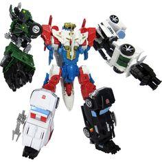 Transformers Unite Warriors UW-EX Lynxmaster