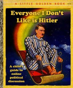 A child's guide to online political discussion.