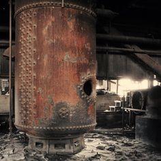 Boiler at St.Nicks Coal Breaker