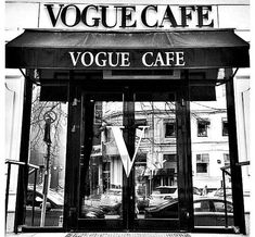 vogue, cafe, and theme image Image Tumblr, Boujee Aesthetic, Cream Aesthetic, Aesthetic Grunge, Luxury Store, Luxe Life, Mode Inspiration, Dream Life, Picture Wall