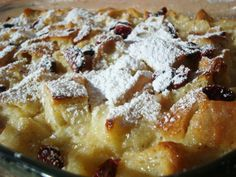 This pudding, inspired by the highly delicious White Chocolate Bread Pudding at the Palace Cafe, has the soul of a New Orleans bread pudding. But it's gussied up for the season with cranberries, which add a wonderful tart contrast to the white chocolate in the butter and cream-rich custard, and a nice glug of bourbon, which certainly doesn't hurt anything. It's a perfectly decadent entrée into the Thanksgiving season.