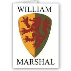 william marshall coat of arms