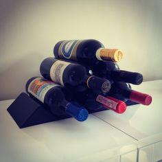 Wine Wine Rack, Storage, Furniture, Home Decor, Products, Purse Storage, Decoration Home, Room Decor, Larger