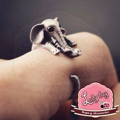Anillo Elephant
