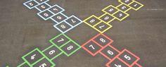 www.kommee.com | Buitenspelen | Uit de Buitenspeelmap: Hinkeldepinkel