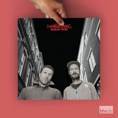 The established English Post Punk / Hip Hop duo Sleaford Mods release their new record »English Tapas« on Rough Trade Records. Available on black or red vinyl.