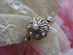 Hey, I found this really awesome Etsy listing at https://www.etsy.com/listing/170329945/antique-10k-seed-pearl-ring
