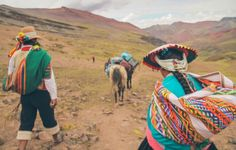 10 Facts You Might Not Know About The Rainbow Mountain Trek Of Peru