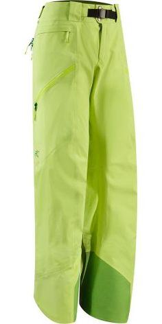 Arc Teryx Sentinel Ski Pants Womens
