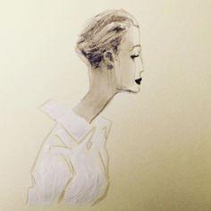 Le charme discret de la bourgeoisie, Chez Dede, Andrea Ferolla illustration