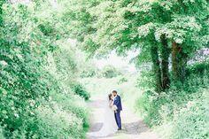Pastel Pretty Music Inspired Barn Wedding: Kirsty & Ben