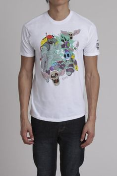 Kidrobot Major Lazer Tee