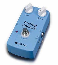 Joyo JF-37 Analog Chorus guitar pedal with fabulous unique chorus tone by JOYO. $55.00