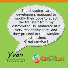 Check up this testimonial, and take a look what people say about Cart2Cart #testimonials #ecommerce #cart2cart