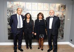 Russo Art Gallery Opening Night