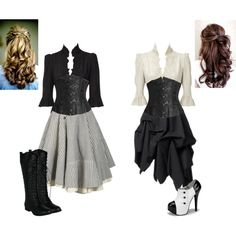 Love both of these (even though I am not a dress wearer)