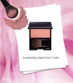 Un tocco di fard in polvere per illuminare le guance e il viso con un solo gesto: è Luminizing Satin Face Color, dalla texture finissima e morbida sulla pelle. #Shiseido #makeup www.shiseido.it