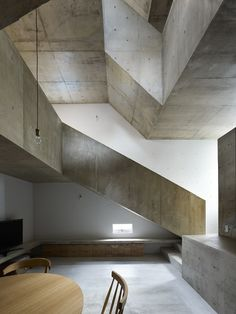 rhubarbes:  House In Nishiochiai by Suppose Design Office. (via House In Nishiochiai by Suppose Design Office | Home Adore) More Interior design here.