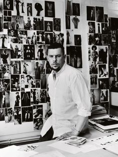 Remembering our friend, mentor and the founder of this house, Lee Alexander McQueen, who died ten years ago today. His brave and…