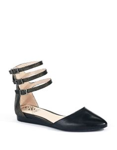 Wiji D'orsay flats by Vince Camuto   Hudson's Bay