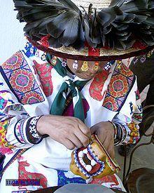 Arte huichol - Wikipedia, la enciclopedia libre