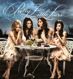 Pretty Little Liars. (Starring: Lucy Hale, Shay Mitchell, Ashley Benson, Troian Bellisario, Sasha Pieterse) #rosewood #PLL