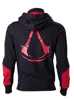 Gamer heaven - Assassin's Creed ® Rogue - Official Zip Up Hoodie  , $60.43 (http://www.gamer-heaven.net/assassins-creed-rogue-official-zip-up-hoodie/)