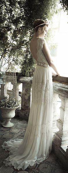 Wedding Dresses: Lihi Hod Couture 2014 Collection(10)_艾丽丝 - 美丽鸟