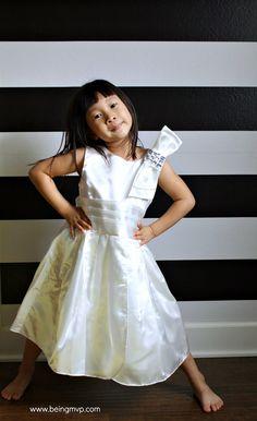 being MVP: Girls Special Occasion Dresses :: Ivory Girls Children Frock Dress @nooridresses