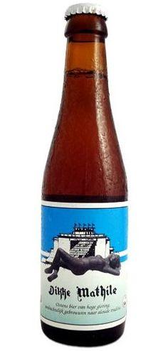 Dikke Mathile: Belgian Pale Ale with Dark Color - http://www.beerz.co.nz/beers-in-new-zealand/dikke-mathile-belgian-pale-ale-with-dark-color/ #NZ #beer #craftbeer