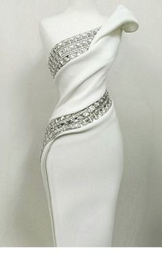 36 Trendy Wedding Reception Dress For Bride Bling Evening Dresses, Prom Dresses, Formal Dresses, Wedding Dresses, Wedding Shoes, White Formal Gowns, Formal Evening Gowns, Silver Evening Gowns, Evening Gowns Couture
