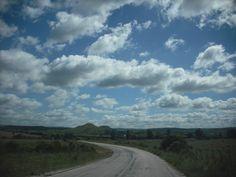 On the road to Minas, Uruguay