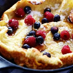 German Oven Pancake | The Recipe Critic