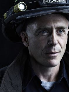 Chicago Fire: Hermann....up close and personal | Shared by LION