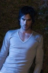 Damon- Vampire Diaries :)
