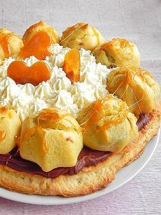 Saint-Honore Cake