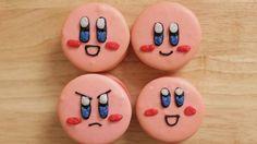 Kirby Macroon cookies