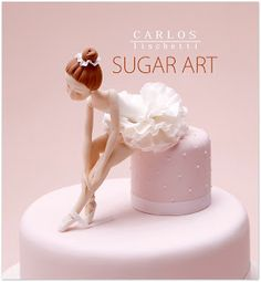 Carlos Lischetti sugar artist - the most exquisite figurines I've ever seen!