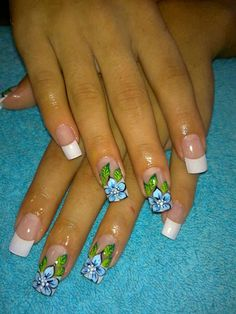 Pretty Nails – Picture Ideas – Hair, Nails, Skin – Tips, Tricks and Hacks Fancy Nails, Cute Nails, Pretty Nails, Creative Nail Designs, Creative Nails, Nail Polish Designs, Nail Art Designs, Modern Nails, Fabulous Nails