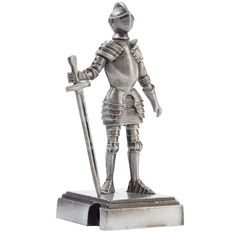 Knight Pencil Sharpener - WR-PSK from Medieval Collectibles