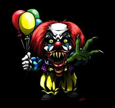 We all float down here...