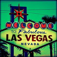 Las Vegas, first stop on the #roadtrip