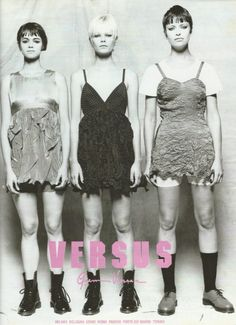 """a-state-of-bliss: """" Versus 1994 by Bruce Weber """""""