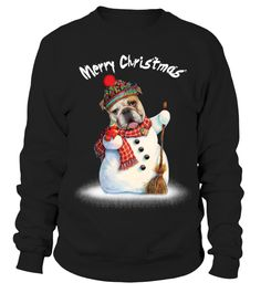 Bulldog   => Check out this shirt by clicking the image, have fun :) Please tag, repin & share with your friends who would love it. Christmas shirt, Christmas gift, christmas vacation shirt, dad gifts for christmas, mom gifts for christmas, funny christmas shirts, christmas gift ideas, christmas gifts for men, kids, women, xmas t shirts, Ugly Christmas Sweater Shirt #Christmas #hoodie #ideas #image #photo #shirt #tshirt #sweatshirt #tee #gift #perfectgift #birthday #Christmas